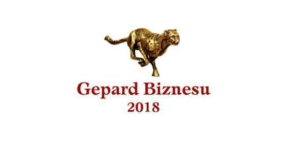 Nagroda - Gepard Biznesu 2018